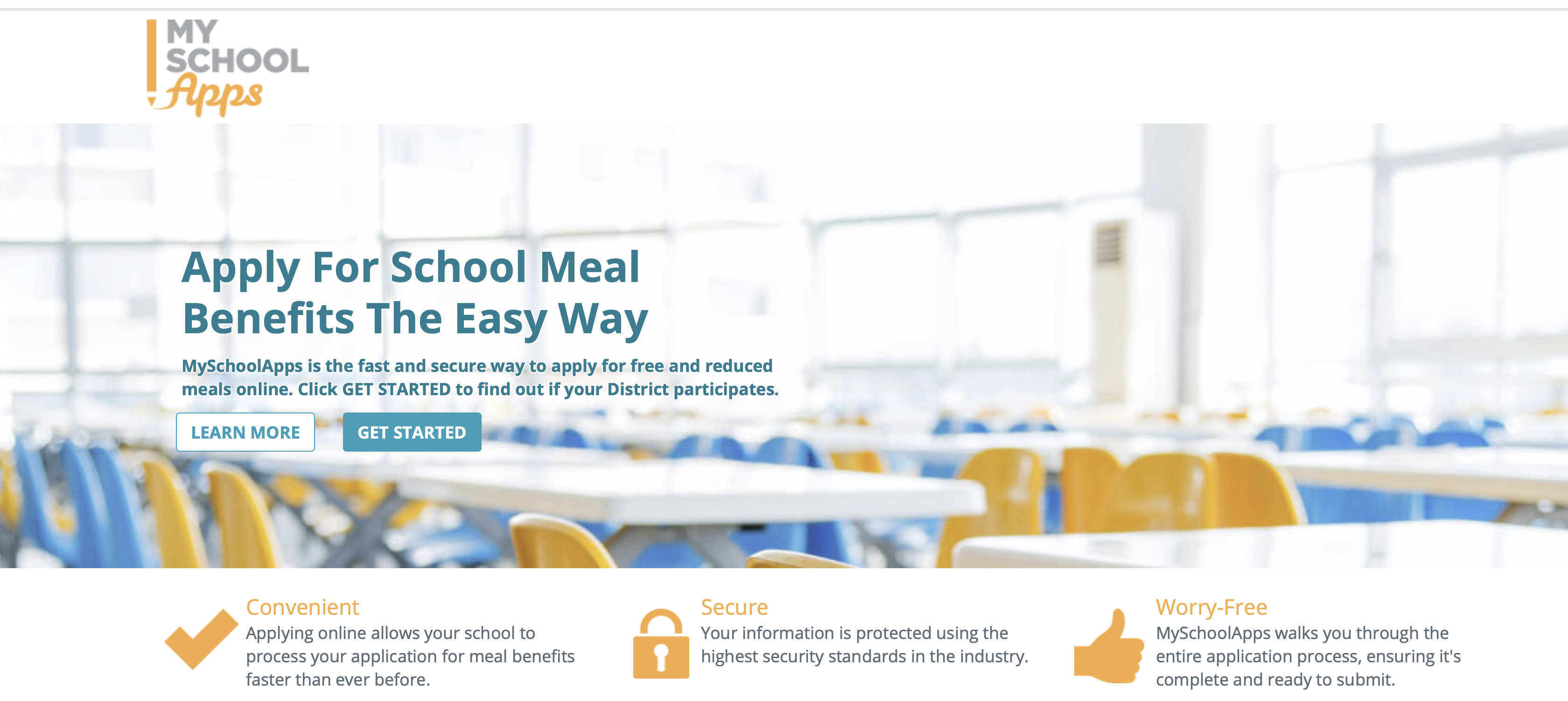 School Meal Graphic